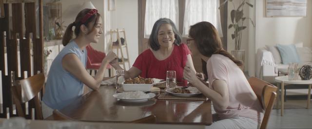 "Ajinomoto's ""Cooked With Love"" web series"