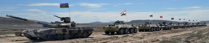 Russia, India To Hold Indra-2021 Joint Drills In Volgograd Region In August