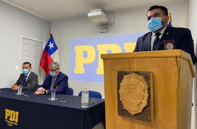 Subprefecto Fabián Castillo Galaz