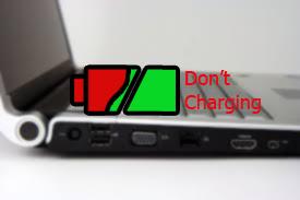 Cara Mengatasi Laptop Tidak Bisa Charge/Mengisi Daya