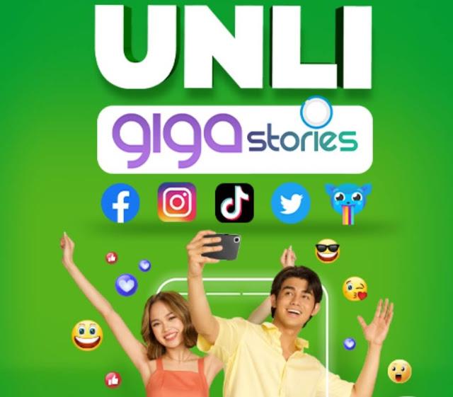 Smart Unli Giga Stories Promos