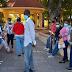 Exempleados de Educación en Las Matas de farfán, exigen pago de prestaciones laborales
