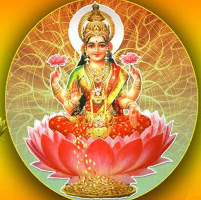 Lakshmi Wallpaper