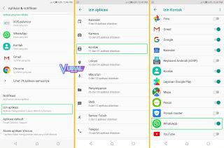 Cara Mengembalikan Kontak Whatsapp Yang Hilang Atau Tidak Terbaca 2