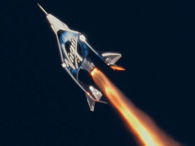 'वर्जिन ग्लैक्टिक' स्पेस टूरिज्म में 'ब्लू ऑरिजन' को दे रहा टक्कर