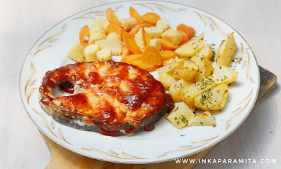 resep GIindara steak