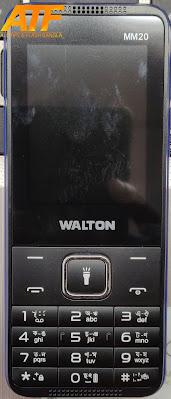 WALTON MM20 FLASH FILE