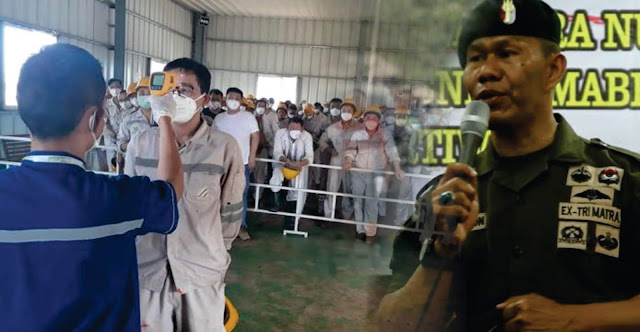 Terungkap! Kuasa Hukum: Ruslan Buton Dipecat dari TNI gegara Bikin Susah TKA China Masuk Maluku