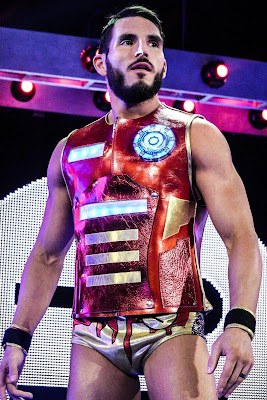 The Iron Man Of NXT