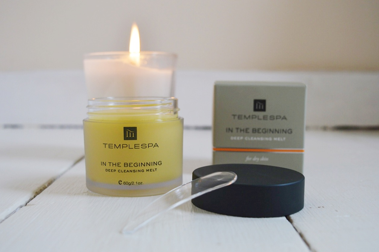 Templespa In The Beginning Deep Cleansing Melt Review, beauty bloggers, UK beauty blog