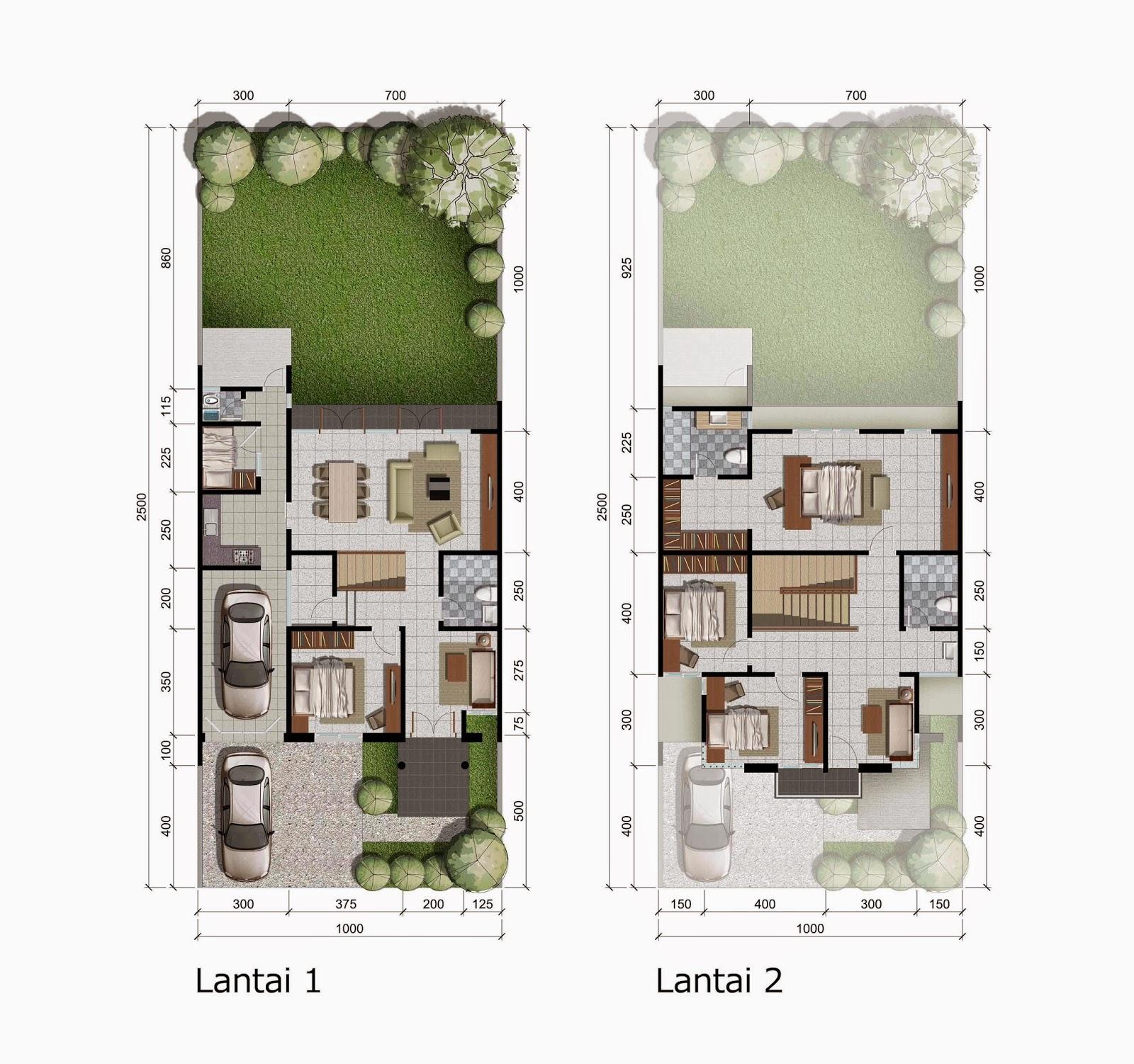 Permalink to Top 16+ Menarik Desain Rumah Minimalis Citraland