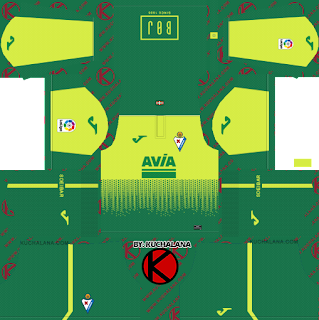 SD Eibar 2019/2020 Kit - Dream League Soccer Kits