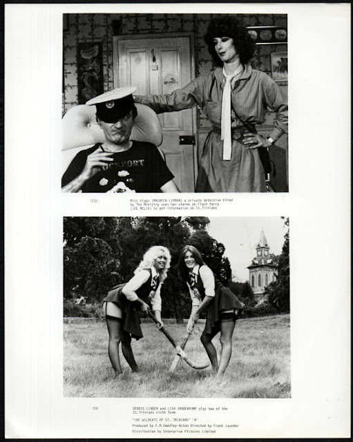 Publicity stills for The Wildcats of St. Trinian's