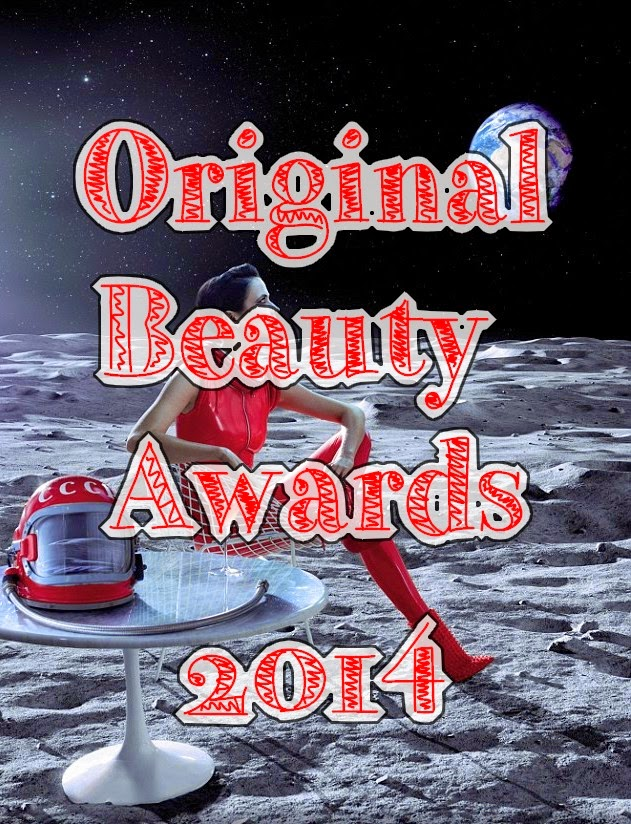 Original Beauty Awards 2014 - Catégorie Cheveux