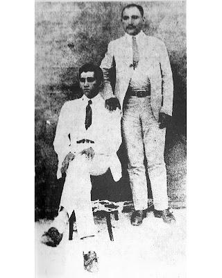 Sebastião Pereira da Silva (Sinhô Pereira) e Luiz Padre.