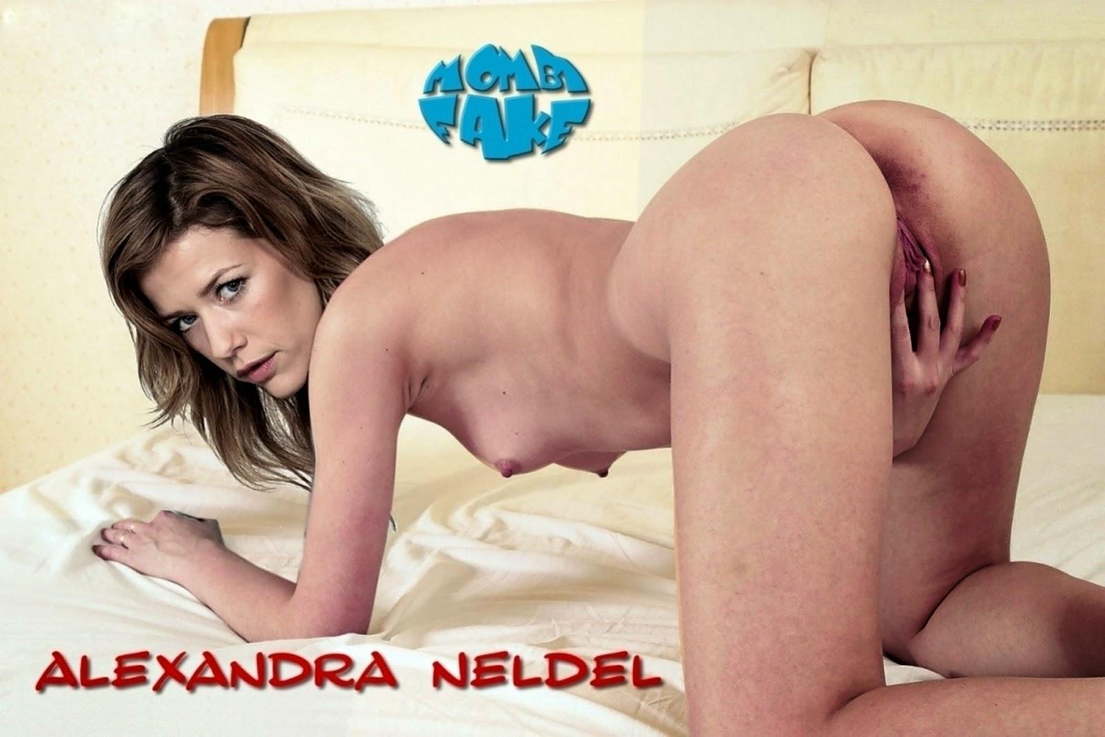 Alexandra Nedel Nackt