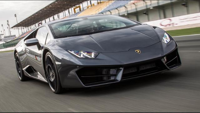 2016 Lamborghini Huracan LP580-2 Review