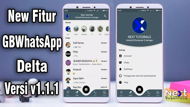 download gbwa terbaru april 2019