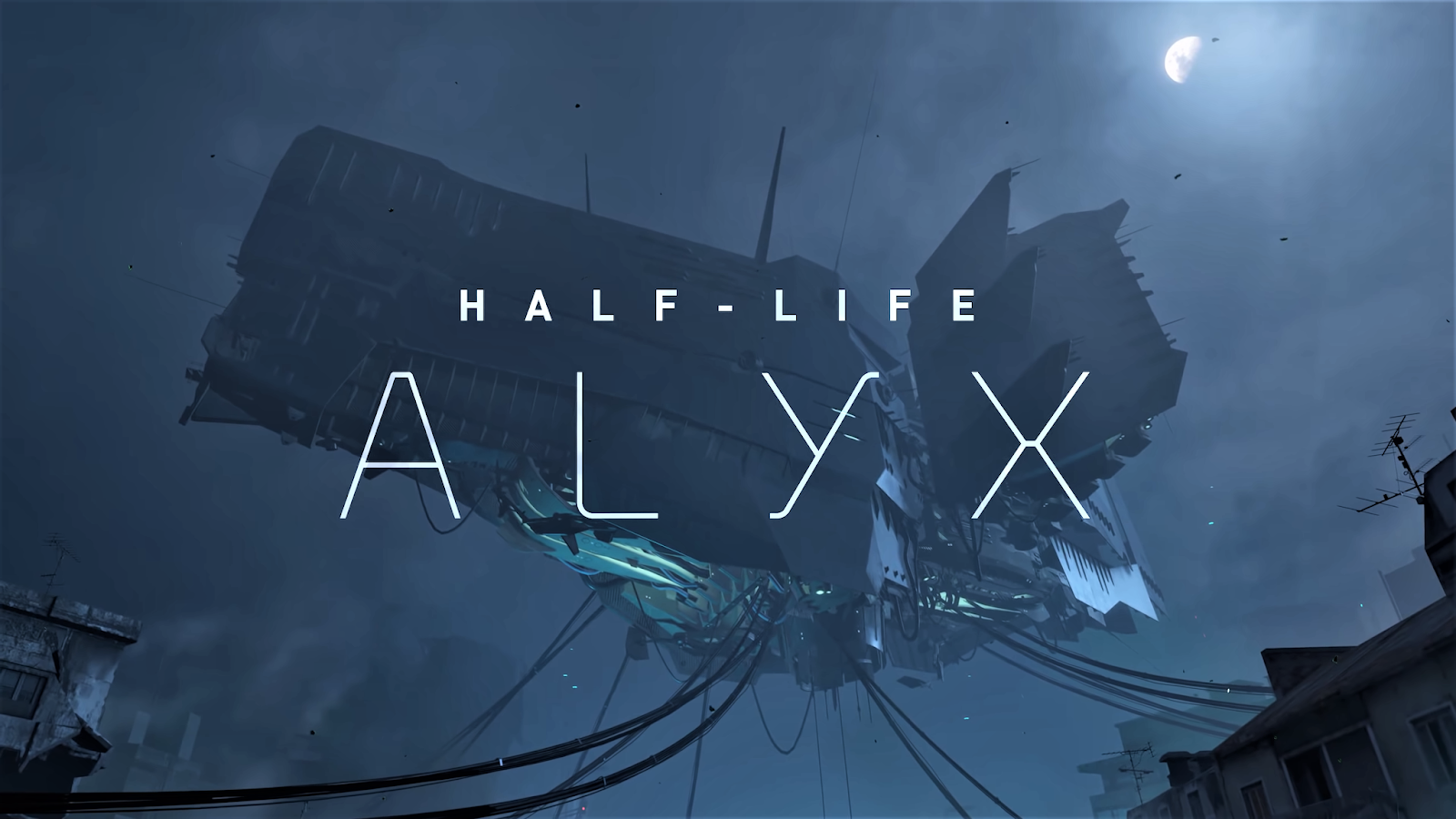 New Half-Life (Alyx) game to be released 2.