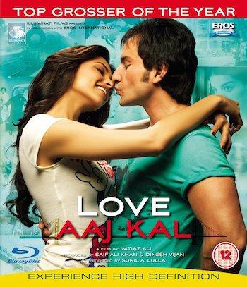 Love Aaj Kal 2009 Hindi BluRay 480p 350mb