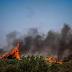 Η επόμενη ημέρα στην Ελαφόνησο μετά τη μεγάλη πυρκαγιά