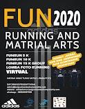 Adidas Fun Run • 2020