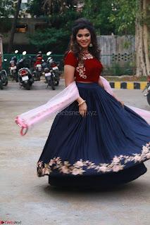 Actress Aathmika in lovely Maraoon Choli ¬  Exclusive Celebrities galleries 054.jpg