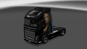 Josie Maran Skin for Volvo 2012 and 2013