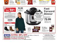 Fred Meyer Weekly Ad October 21 - 27, 2018