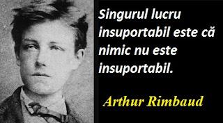 Maxima zilei: 20 octombrie - Arthur Rimbaud