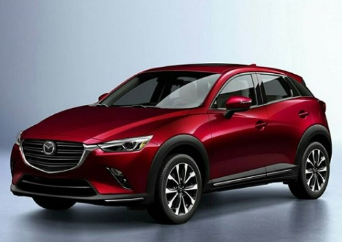 Mazda CX 3 pricing latest new used review image