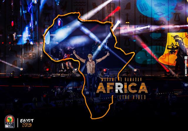 Mohamed Ramadan - Africa [ Live ] محمد رمضان - كليب أفريقيا