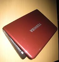 jual laptop toshiba portege T210
