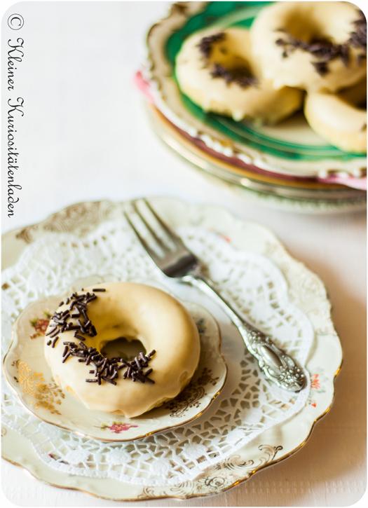 Eierlikr Donuts