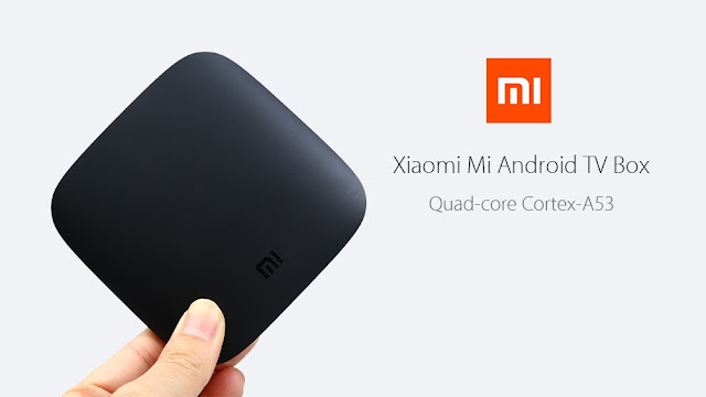 Xiaomi Mi TV Box - International Version