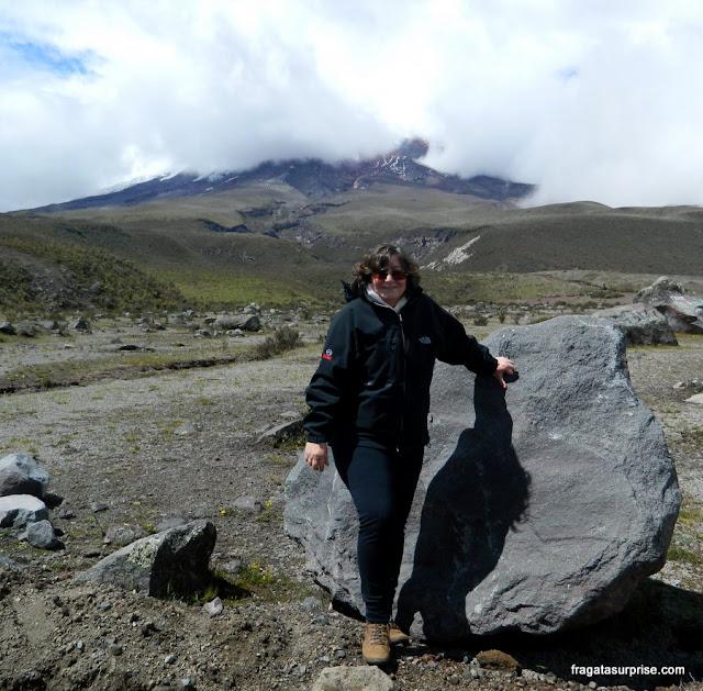 Vulcão Cotopaxi, Equador