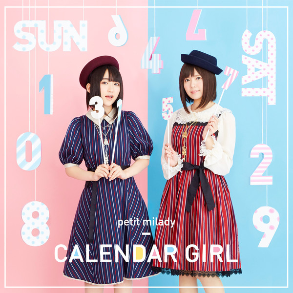 [Album] petit milady – CALENDAR GIRL (2016.07.27/MP3/RAR)