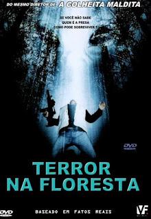 Terror na Floresta Dublado Online