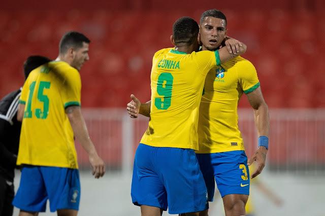 البرازيل والإمارات