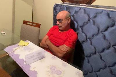 Prisão de Queiroz. Café com Jornalista