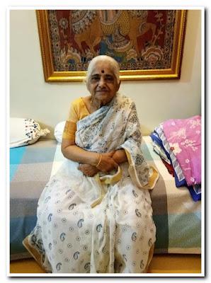 Nalini Kilkarni , Aanandyatri