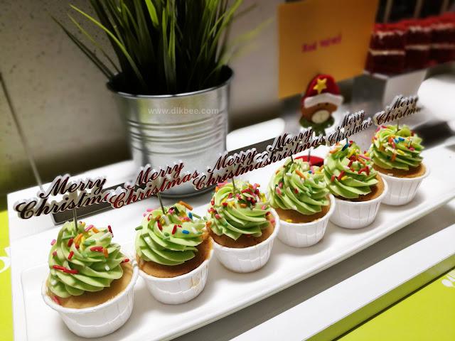 Buffet Sempena Krismas Di Restoran Nook Aloft Kuala Lumpur Sentral