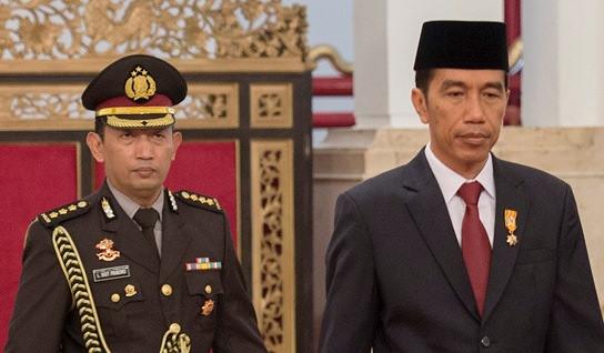 Beda Agama, Ulama Banten Tolak Ajudan Jokowi Jadi Kapolda