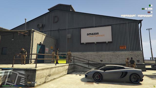 Amazon Warehouse   Amazon warehouse for Amazon job