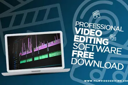 Professional Video Editing Software Free Download-(2020)