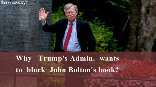10 of the most explosive claims about Trump, John Bolton's book