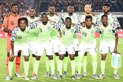 بث مباشر مباراة نيجيريا وليسوتو