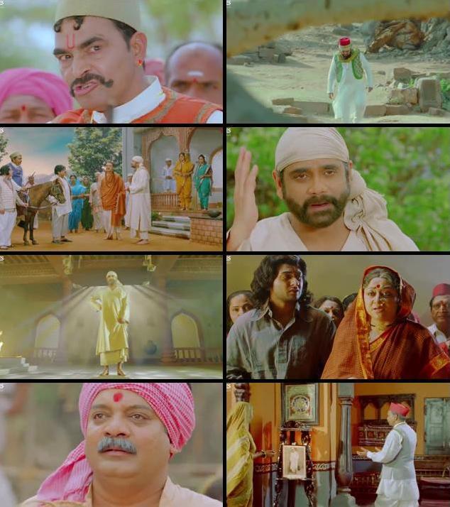 Shirdi Sai 2016 Hindi Dubbed 720p HDRip