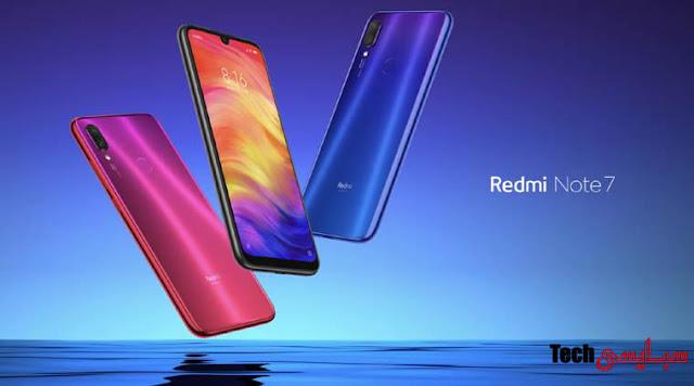 تعرف على مواصفات موبايل شاومي نوت 7  افضل هاتف شاومي Xiaomi Redmi Note 7