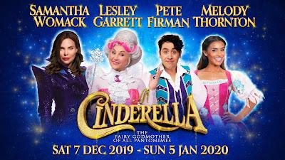 Theatre Review: Cinderella - New Wimbledon Theatre ✭✭✭